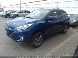 This recall relates to the 2015 hyundai tucson vehicles with a 2.0l turbo and 2.4l gdi engine. Hyundai Tucson 2015 Blue Vin Km8jucag1fu024262 Free Car History