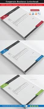 Creative Corporate Real Estate Letterhead Logos Letterhead