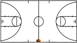 Basketball Court Diagram Unmasa Dalha