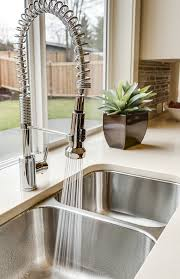 How To Choose A Kitchen Faucet 5 Tips On Choosing The Right Kitchen Faucet Las Vegas Review Journal