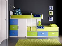 Small Children Bedroom Benefit From These Multi Functional Beds For Small Kids Bedroom