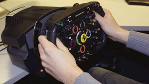 Thrustmaster releases incredibly realistic ferrari sf1000 f1 steering wheel for sim racing then there are the famous engine mods. Thrustmaster Ferrari F1 Wheel Integral T500 Review Beracer Com