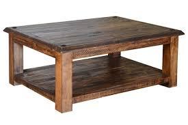rustic coffee table rustic pine coffee table pine wood