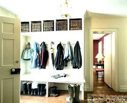 Coat And Shoe Rack Hallway Mesmerizing Shoe Bench With Coat Rack Entryway Bench With Shoe Rack Shoe Storage