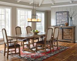 11 Piece Dining Room Set 11 Piece Samuel Lawrence American Attitude Dining Set