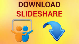 slede share how to download from slideshare youtube