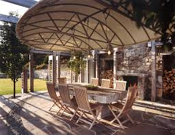 outdoor canopy gazebo patio contemporary with canopy covered patio drain exterior fireplace fall gravel hanging