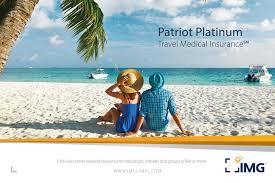 patriot platinum travel cal insurance