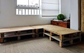 Muebles Y Objetos Hechos Con Palets De MaderaSofa Cama Con Palets