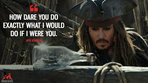 Pirates Of The Caribbean Quotes Pirates of the Caribbean Dead Men Tell No Tales Quotes MagicalQuote 82