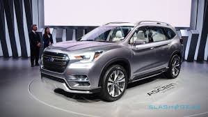 2018 subaru ascent cost. interesting cost this striking 7seat concept previews subaruu0027s ascent suv for 2018   negaraislam on subaru ascent cost