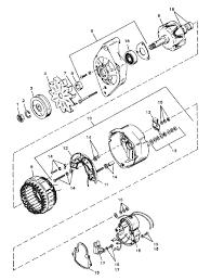 Mercruiser 470 alternator conversion wiring diagram within 4 3