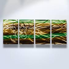 metal wall art abstract modern decor sculpture torrent brown green on green and brown metal wall art with metal wall art abstract modern decor sculpture torrent brown green