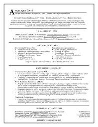 Functional Resume Sample Pdf Magnolian Pc