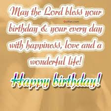 Birthday Blessing Quotes Custom 48 Amazing Christian Birthday Wishes Collection Golfian