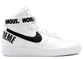 nike basketball shoes all white. nike. air force 1 high supreme sp \ nike basketball shoes all white