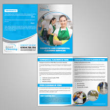 Cleaning Brochure Bold Serious Office Cleaning Brochure Design For A Company