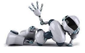 3d robot HD wallpaper download ...