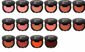 make up forever hd cream blush