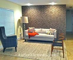 faux brick wall panels home depot mesmerizing interior brick veneer home depot and sumptuous design ideas