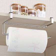 Kitchen towel holder Umbra Image Unavailable Image Not Available For Color Paper Towel Holder Amazoncom Amazoncom Paper Towel Holder Aiduy Hanging Paper Towel Holder