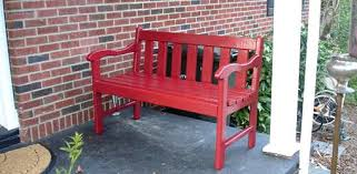 finish wood furniture for use outdoors
