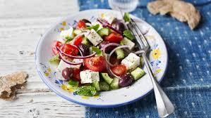 Greek salad recipe - BBC Food