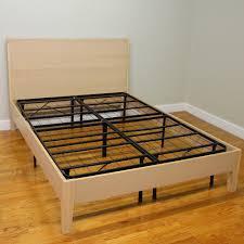 hercules cal kingsize  in h heavy duty metal platform bed