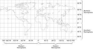 World Map Longitude And Latitude Miliving Co