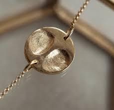 fingerprint pendant