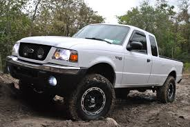 1994 Ford Ranger Tire Size Chart Lifted Ford Ranger Tires With A 3 Inch Lift Ford Ranger
