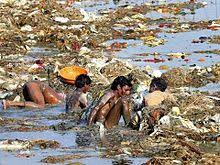 water pollution in   pollution jpg