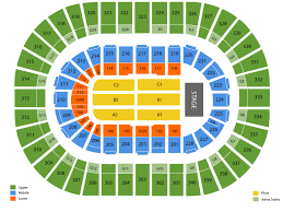Nassau Veterans Coliseum Seating Chart The New Coliseum Seating Chart And Tickets Formerly