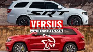 2018 jeep hellcat srt. simple hellcat 2018 grand cherokee trackhawk vs durango srt with jeep hellcat srt