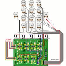 filter bank Load Bank Wiring Diagram wiring diagram part 1 middle lugs of potentiometers load bank wiring diagram