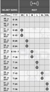 Right Protec Helmet Sizes Chart Pro Tec Helmets Size Chart