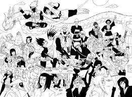 Naruto One Piece Bleach (Page 1) - Line.17QQ.com