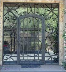 front door gate. Front Door Gate Glass And Iron Contemporary Doors Price