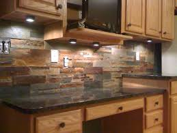 Rustic Granite Countertops White Modern Kitchen With Marble Subway Tile Granite Counters