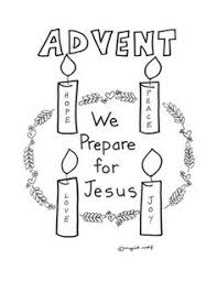 Advent Wreath Coloring Page New Advent Wreath Coloring Page