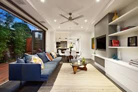 interior furniture layout narrow living. Interior Furniture Layout Narrow Living. Tropical Modern Style Long Living Room A