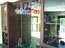bar glass shelves mirrors for a wet with brackets mirrored medicine cabinet wi glass shelves