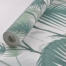 Kopen Goedkoop Groene Tropische Jungles Palmbladeren Bossen Behang