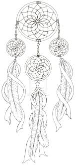 Books About Dream Catchers Dream catcher coloring pages to download and print for free 32