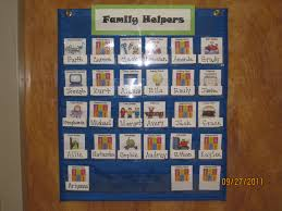 First Grade Classroom Job Chart New Adventures In First Grade September 2011