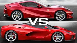 2018 ferrari red. delighful 2018 2018 ferrari 812 superfast 20 vs 2015 laferrari  to ferrari red