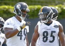 file in this file photo from may 24 2018 rookie pittsburgh steelers tight