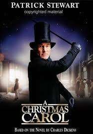 A Christmas Carol | Patrick stewart, Christmas carol, Christmas movies