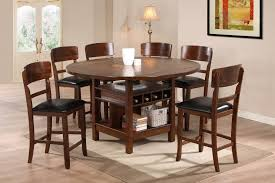 tall round dining room sets. Marvelous Round Dining Room Sets And Tables For 8 Table Tall