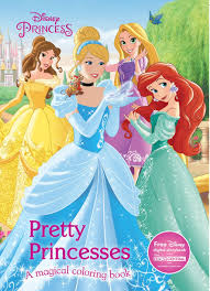 Coloring Pages Astonishing Coloring Book Princesssney Photo